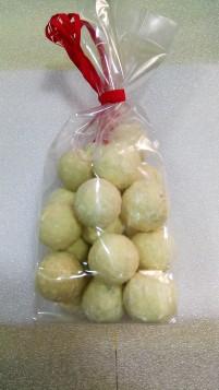 coquitos de avellana coco y choco blanco